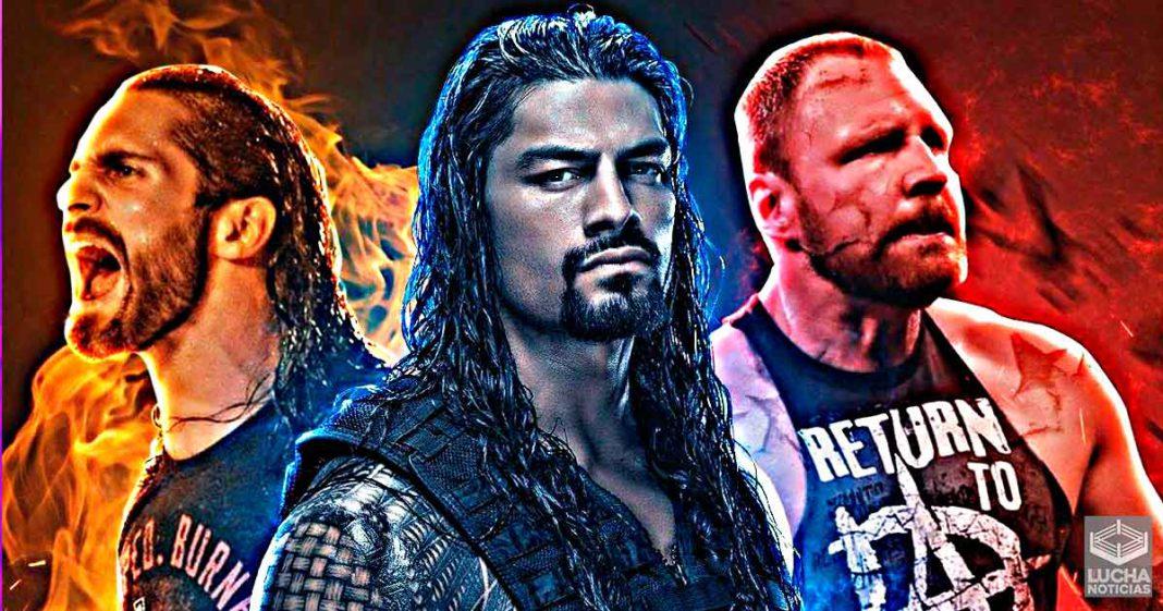 Roman Reigns no quiere otra reunión de The Shield