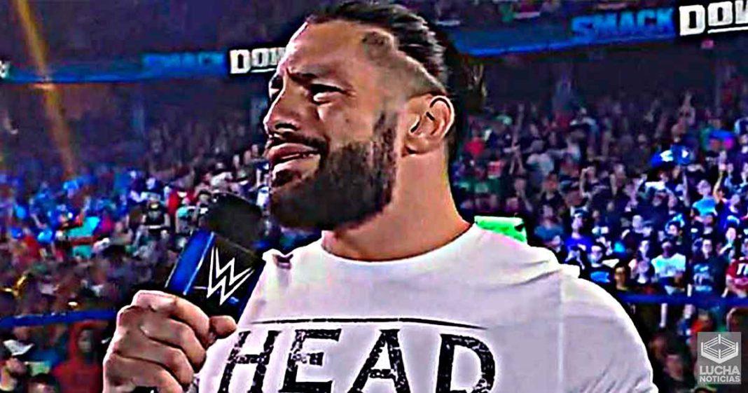 Roman Reigns rechaza el reto de John Cena pero acepta el de Finn Balor