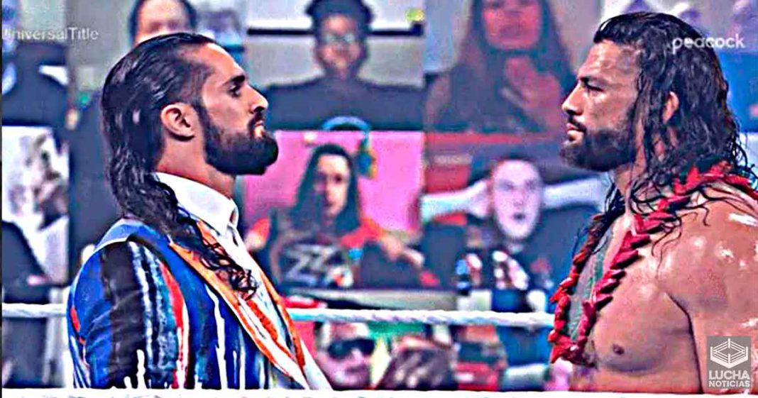 Roman Reigns y Seth Rollins son la poliza de seguro de la WWE