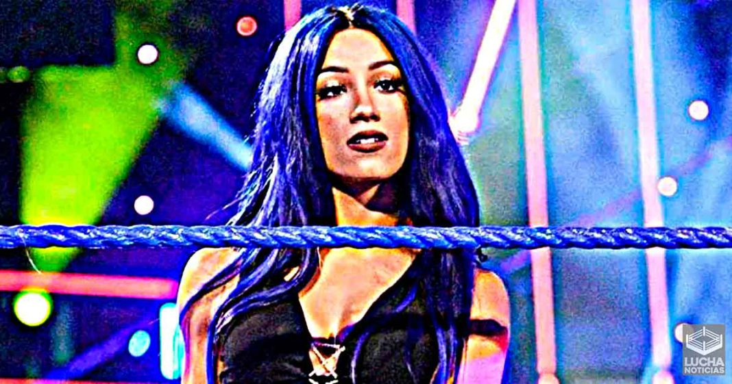 Sasha Banks regresará esta noche a WWE SmackDown