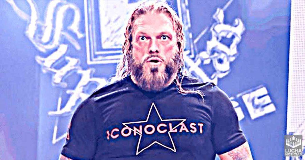 Se confirma que Edge estará esta noche en WWE SmackDown
