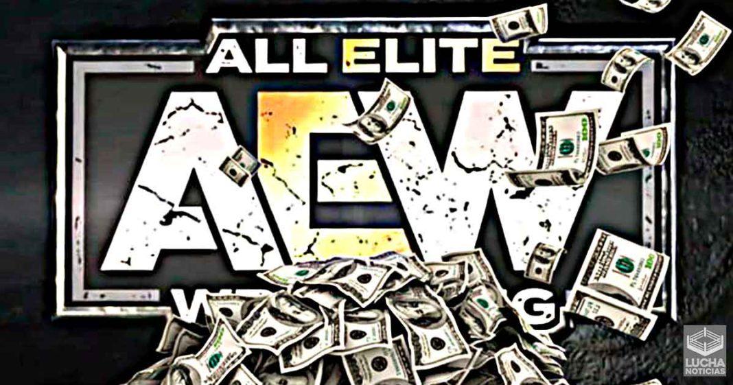 Se revela la lista de los 10 luchadores mejor pagados de AEW