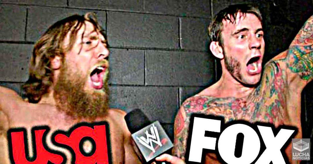 Socios de WWE Network molestos por la firma de CM Punk y Daniel Bryan en AEW