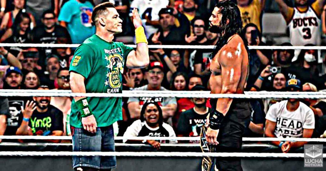 ¿Son Roman Reigns y John Cena amigos en la vida real?