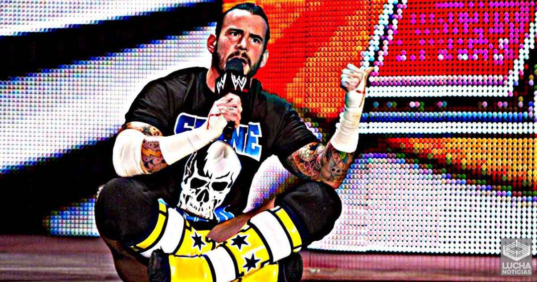 Superestrellas de WWE no quieren que regrese CM Punk -