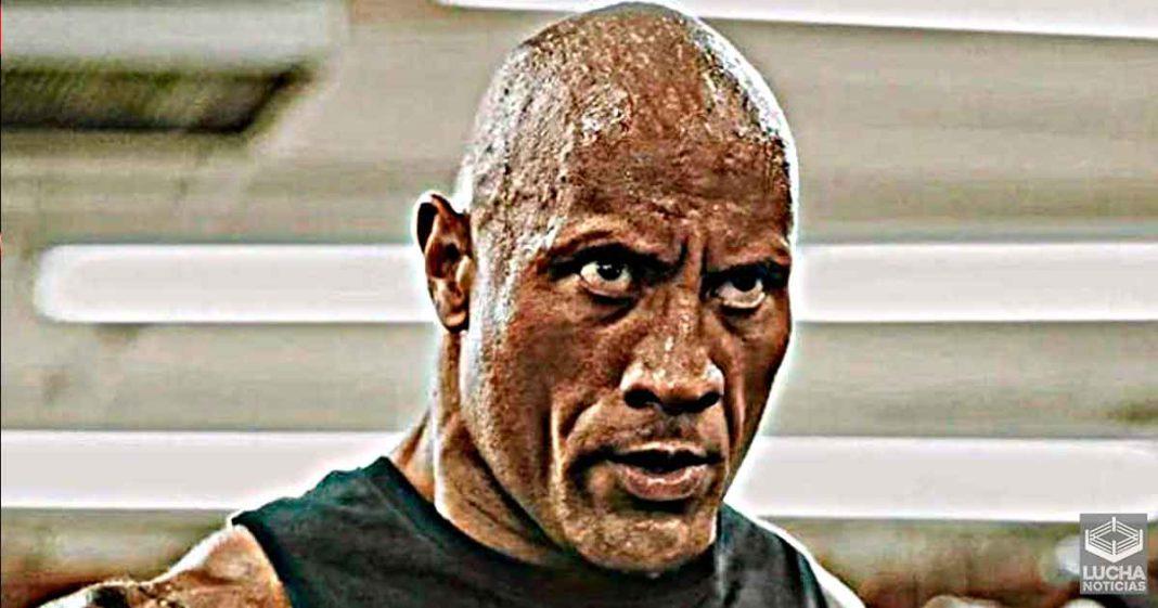The Rock dice que la jerarquía de poder en DC cambiará con Black Adam