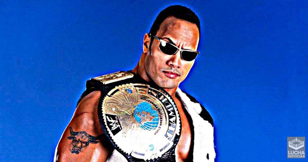 The Rock iba a renunciar a WWF por qué solo tenía 12 dólares