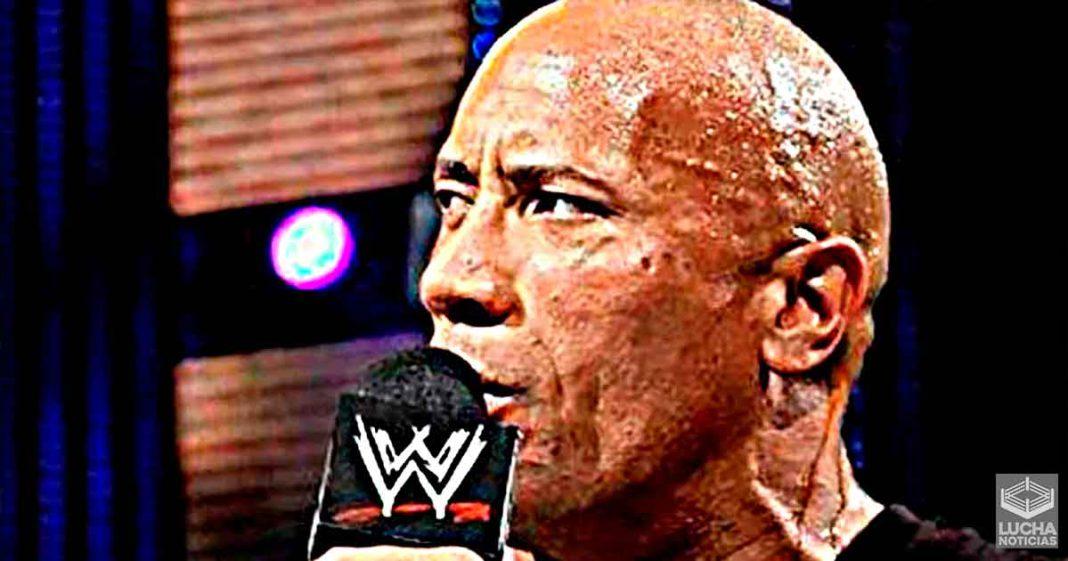 The Rock reacciona a los reportes de su regreso a al WWE