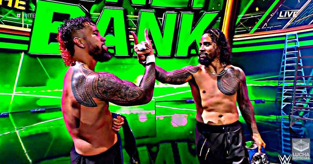 The Usos son los nuevos campeones de parejas de SmackDown