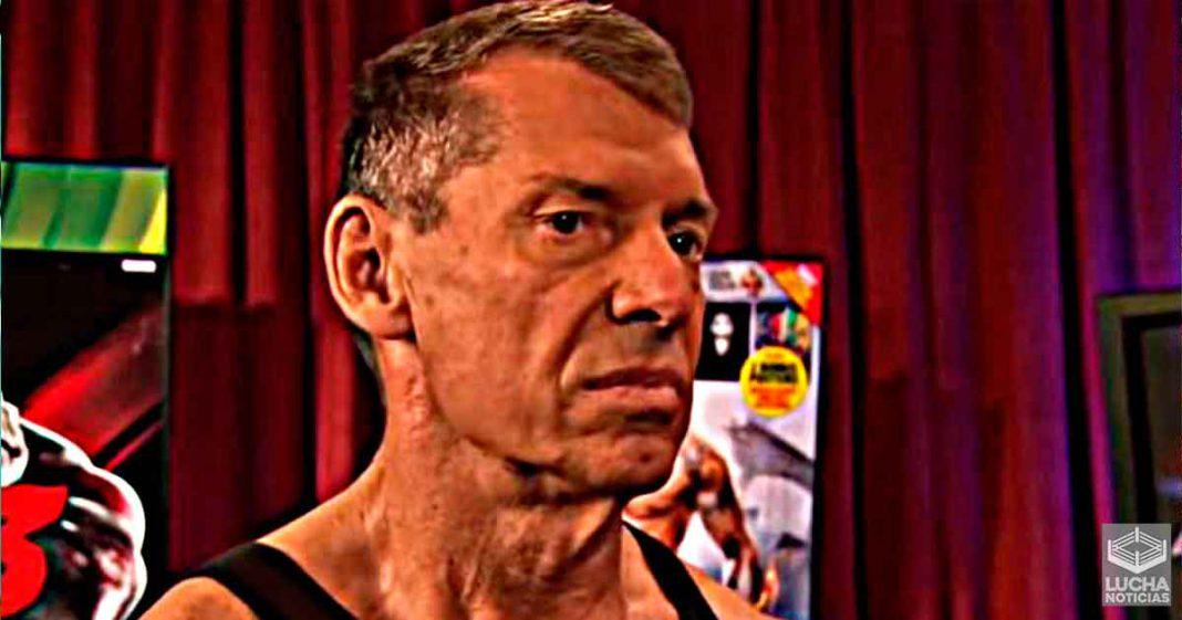 Tienes mi permiso para despedirlo - Vince McMahon después de que leyenda de WWE se negara a hacer una promo