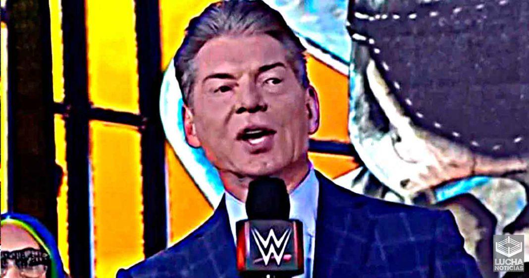 Todos piensan que la visita de Vince McMahon al Performance Center fue un soplo de aire fresco