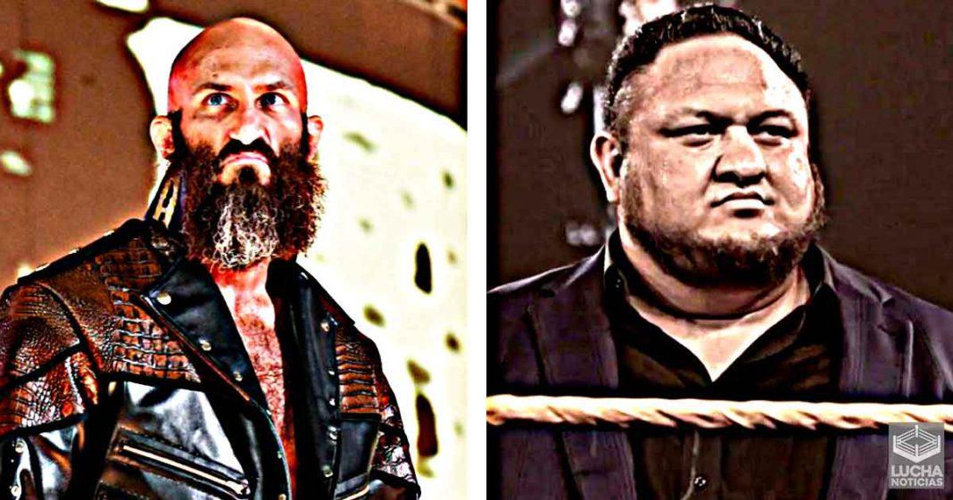 Tommaso Ciampa amaría enfrentar a Samoa Joe en NXT TakeOver