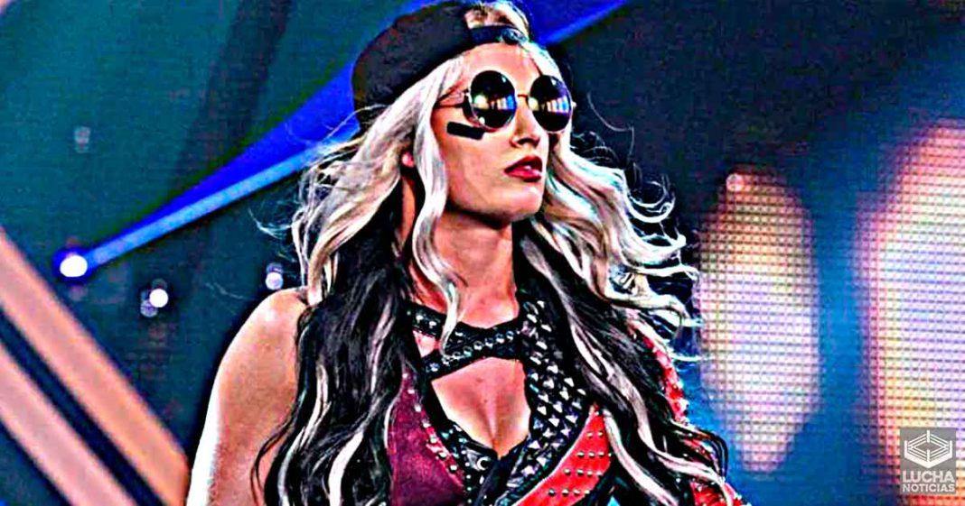 Toni Storm debutará la próxima semana en SmackDown