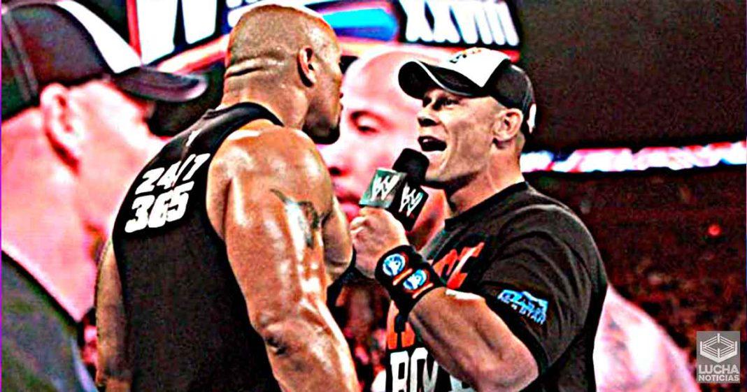 Triple H habla del regreso de The Rock y John Cena y la WWE
