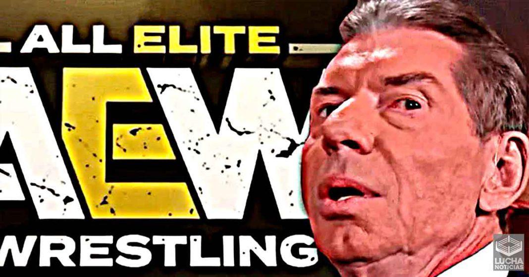 Vince McMahon dice que AEW no está ni de cerca de ser WCW
