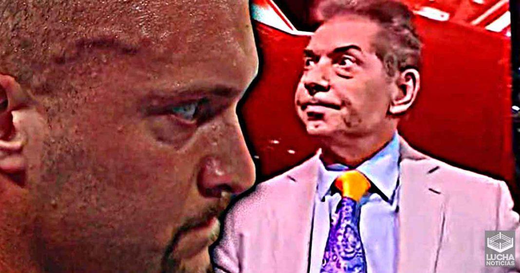 Vince McMahon envió el peor mensaje con la derrota de Karrion Kross en WWE RAW