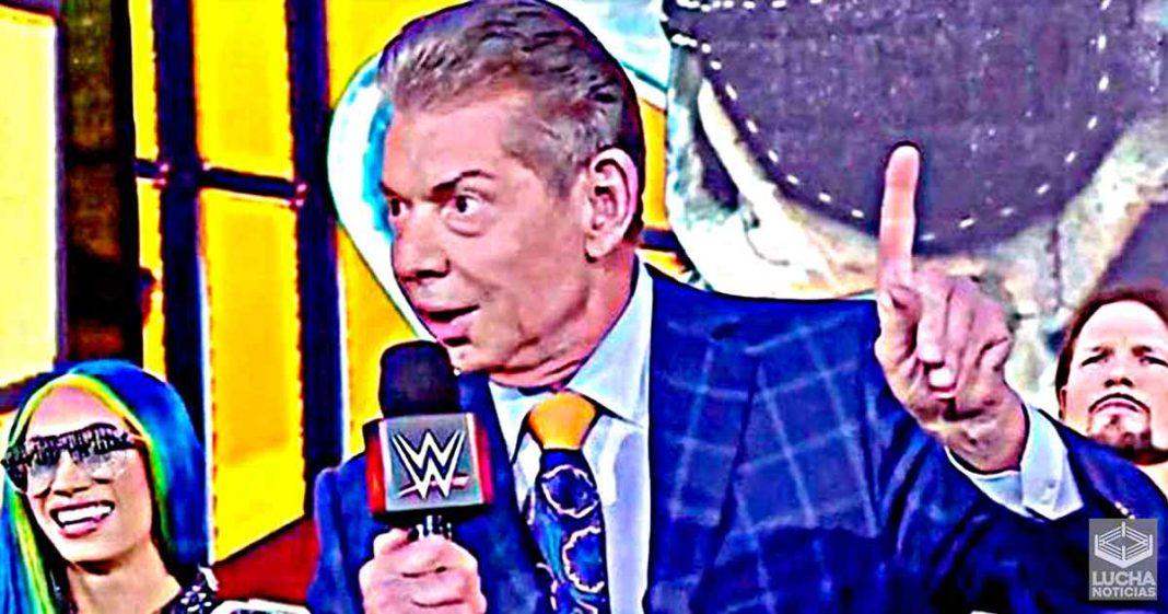Vince McMahon llevó a más superestrellas de NXT al elenco principal por esta razón