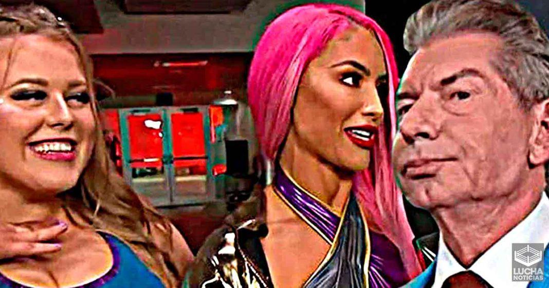 Vince McMahon muy contento con Eva Marie y su historia actual