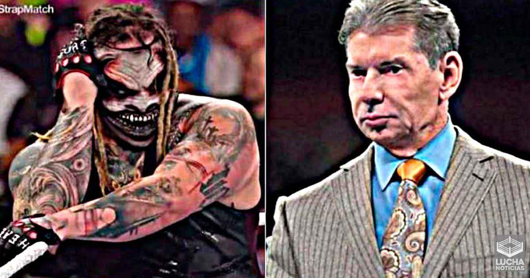 Vince McMahon quería hacer una facción con Bray Wyatt con superestrellas que fueron despedidas