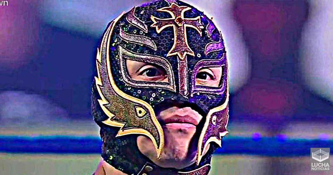 Vince McMahon rechazó idea para lucha de máscara para Rey Mysterio