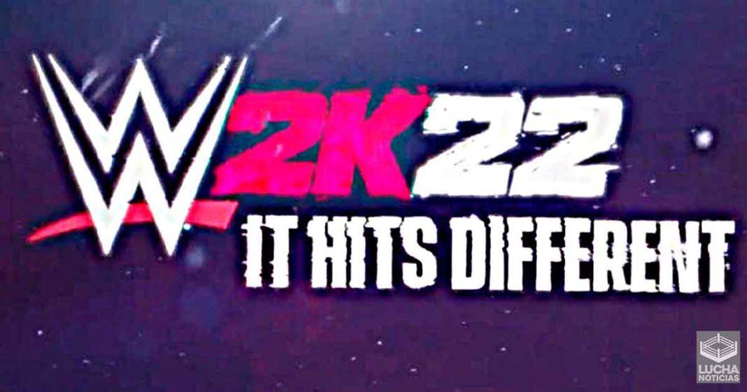 WWE 2K22 saldrá en el mes de septiembre