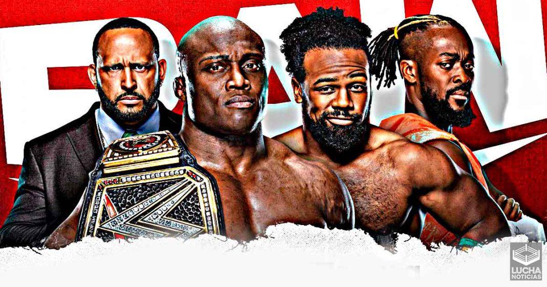 WWE RAW en vivo, Cobertura y Resultados 12 de julio