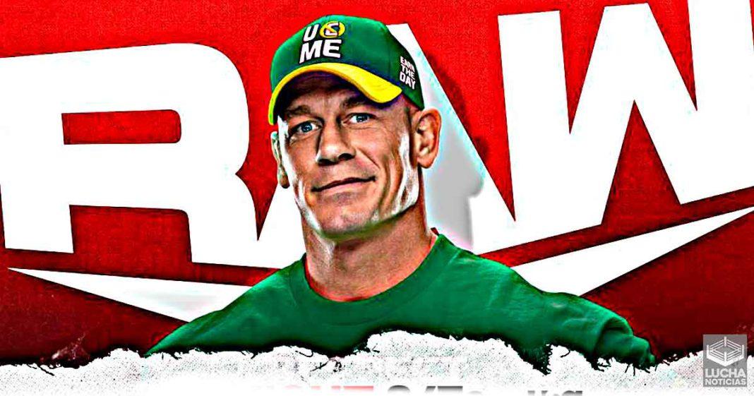 WWE RAW en vivo, Cobertura y Resultados 19 de julio