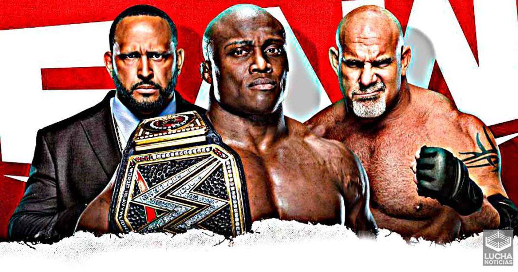 WWE RAW en vivo, Cobertura y Resultados 26 de julio