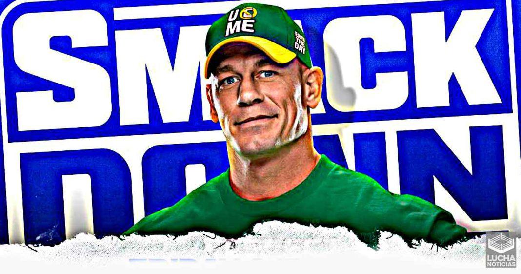 WWE SmackDown en vivo, Cobertura y Resultados 23 de julio