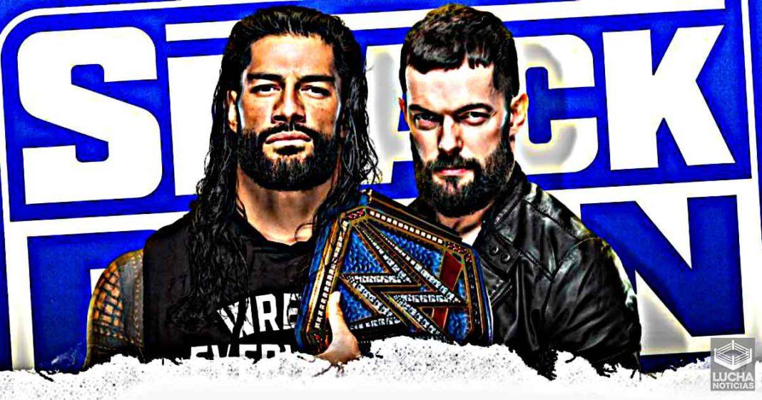 WWE SmackDown en vivo, Cobertura y Resultados 30 de julio