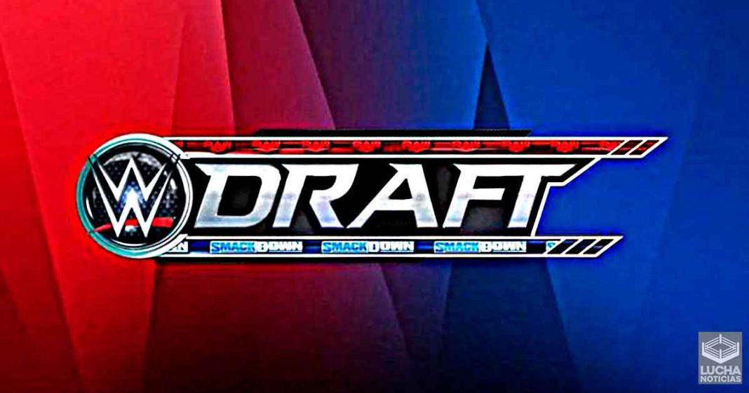 WWE atrása la fecha para su Draft 2021