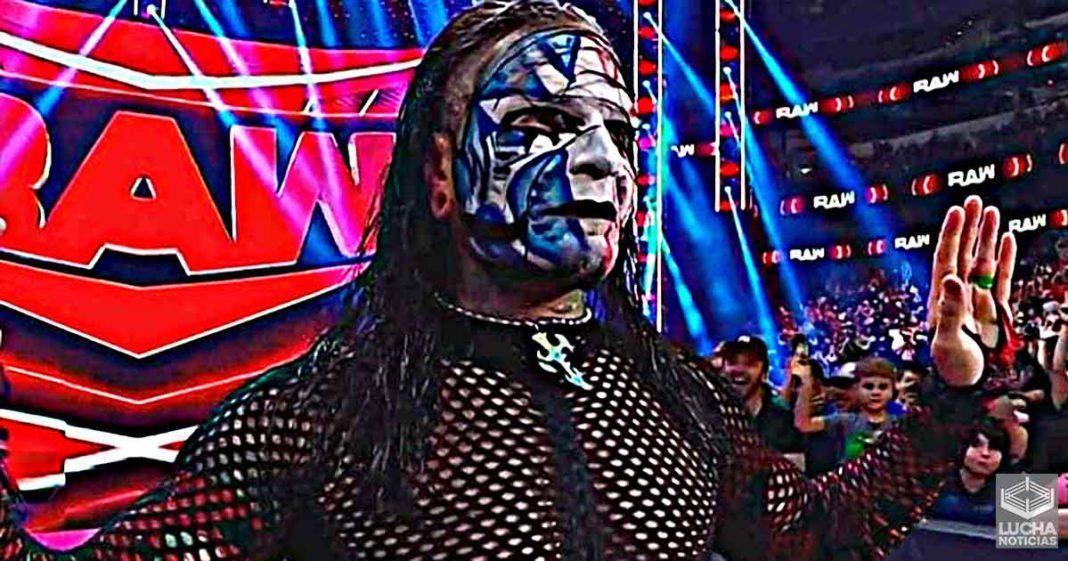 WWE cancela lucha de revancha entre Jeff Hardy y Karrion Kross