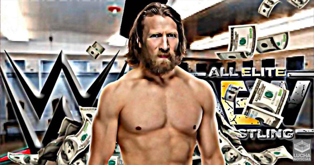 WWE con sospechas de que Daniel Bryan está en pláticas con AEW
