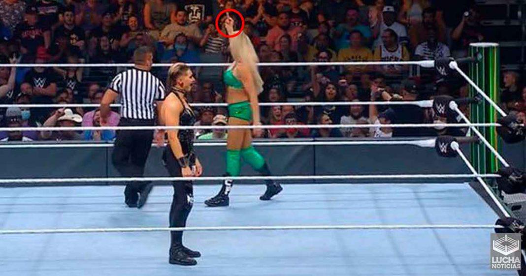 WWE cortó la señal de Money In The Bank por culpa de Charlotte Flair