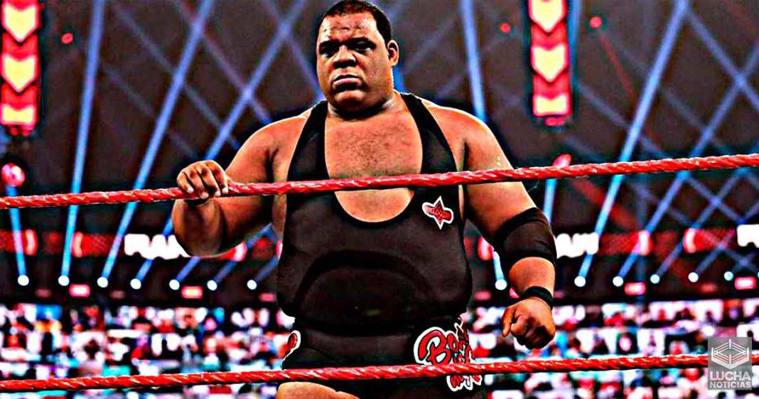 WWE está molesta con Keith Lee por qué ha engordado