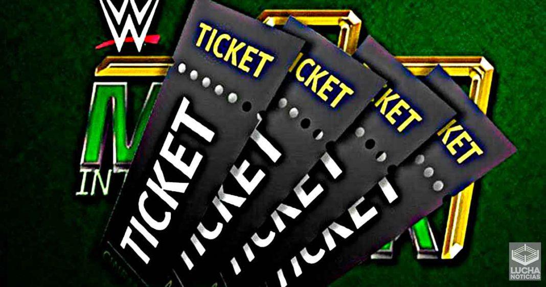 WWE está teniendo una gran venta de boletos para Money In The Bank