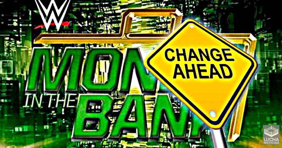 WWE hace grandes cambios al PPV Money In The Bank durante SmackDown