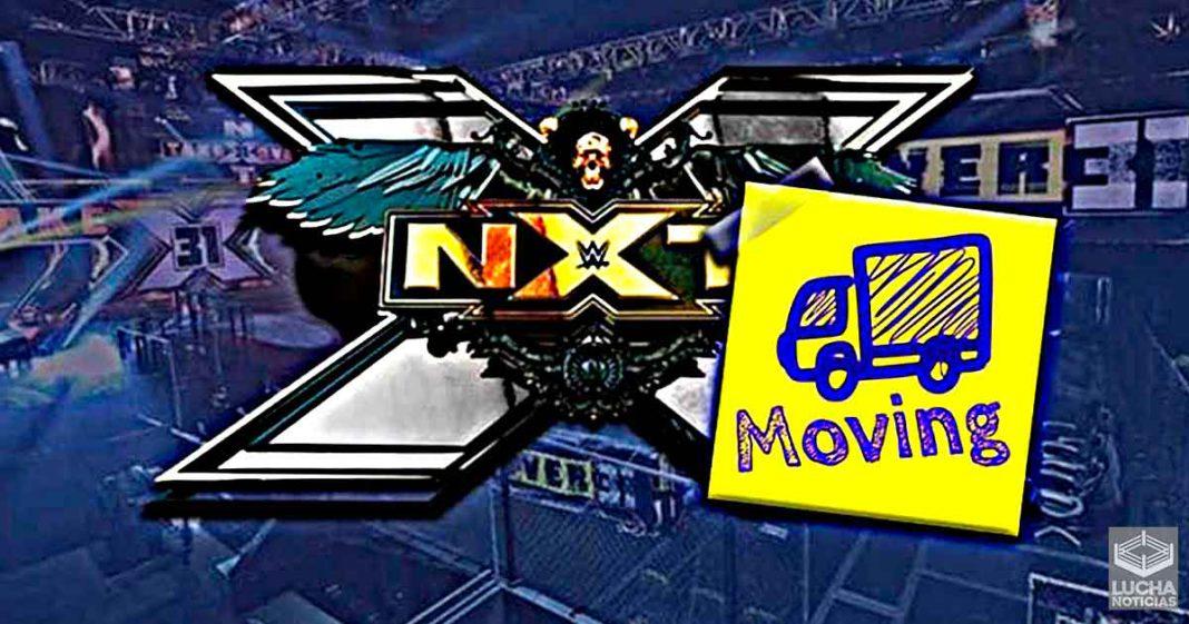 WWE moverá NXT a SyFy por un largo tiempo debido a las olimpiadas