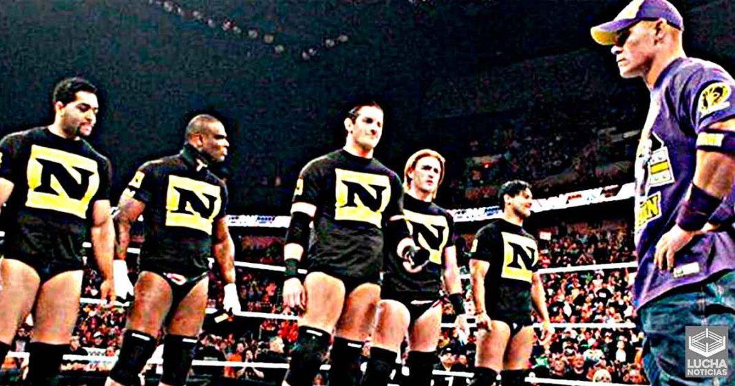 WWE no lanzará documental de Nexus