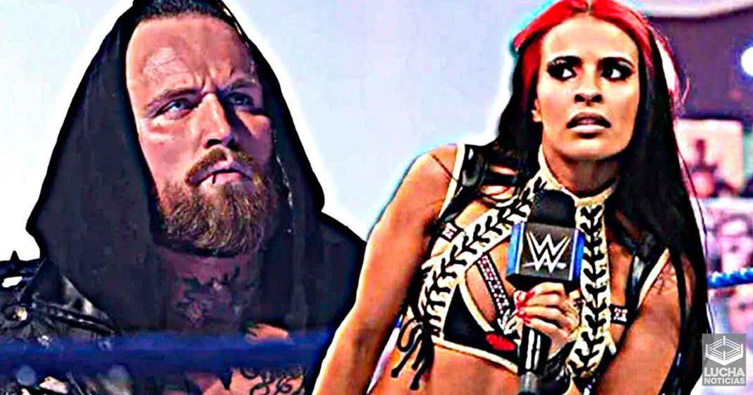 WWE no tiene planes de traer de regreso a Aleister Black