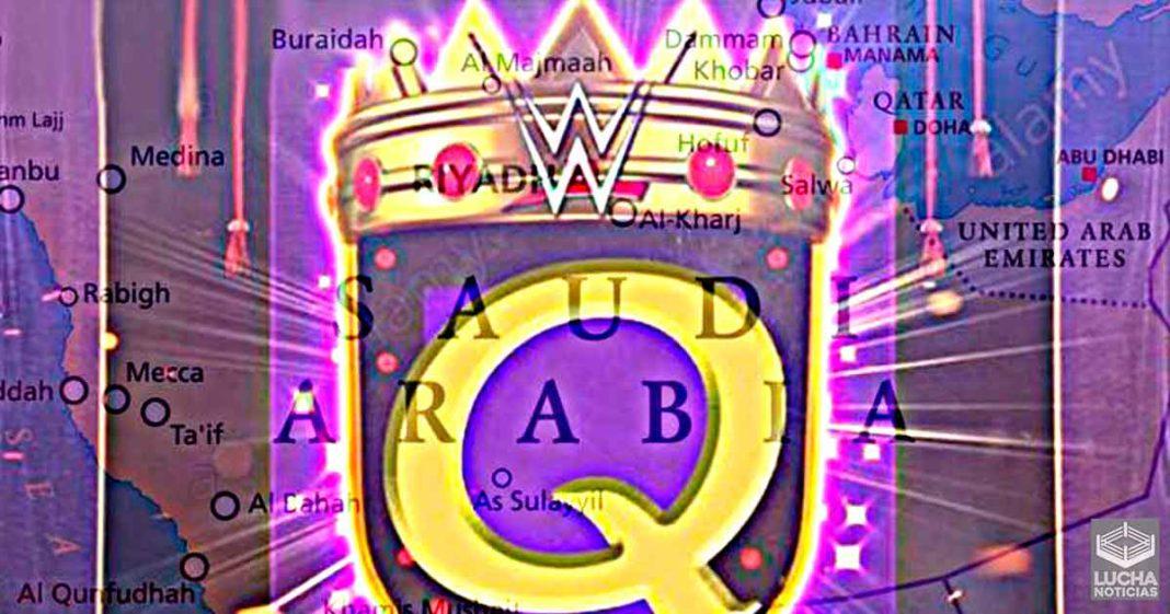 WWE quiere realizar Queen of The Ring en Arabia Saudita