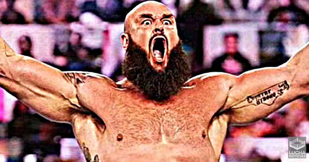 WWE tiene interés en traer de regreso a Braun Strowman