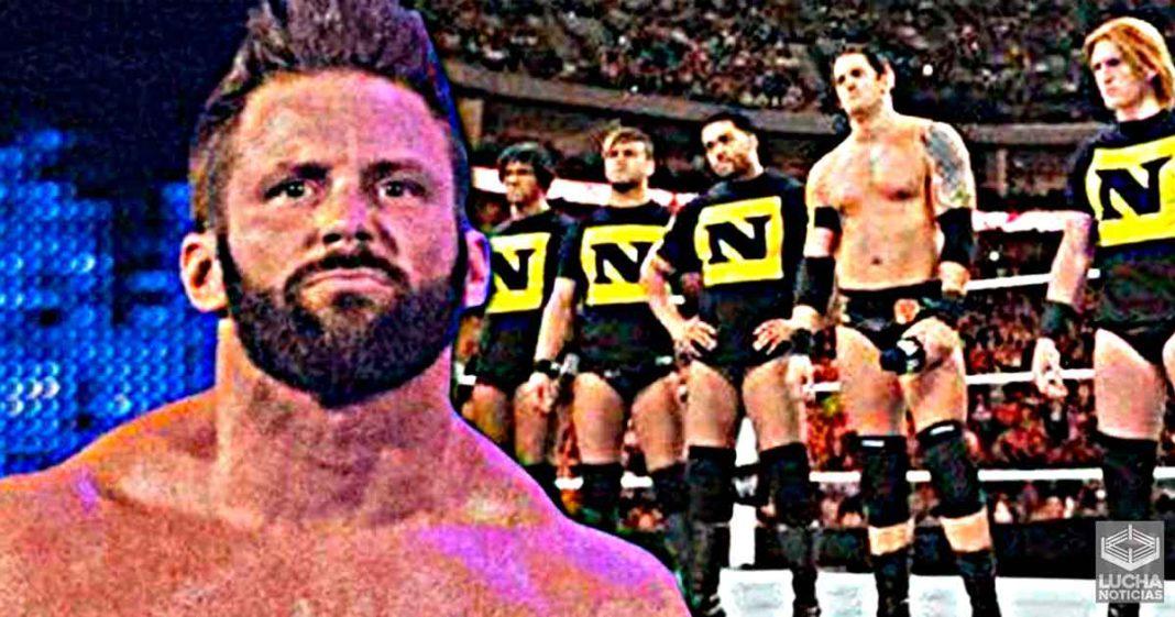Zack Ryder iba ser el lider de The Nexus pero WWE lo canceló
