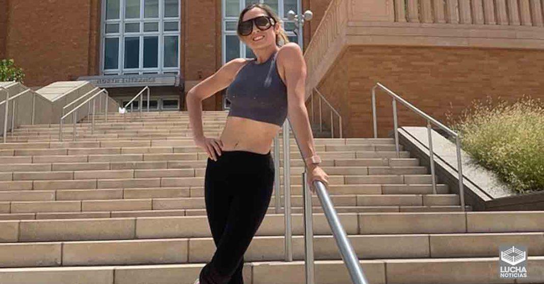 Becky Lynch está en Texas