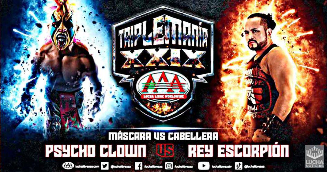 AAA TripleMania XXIX en vivo, Transmisión y Resultados 14 de agosto