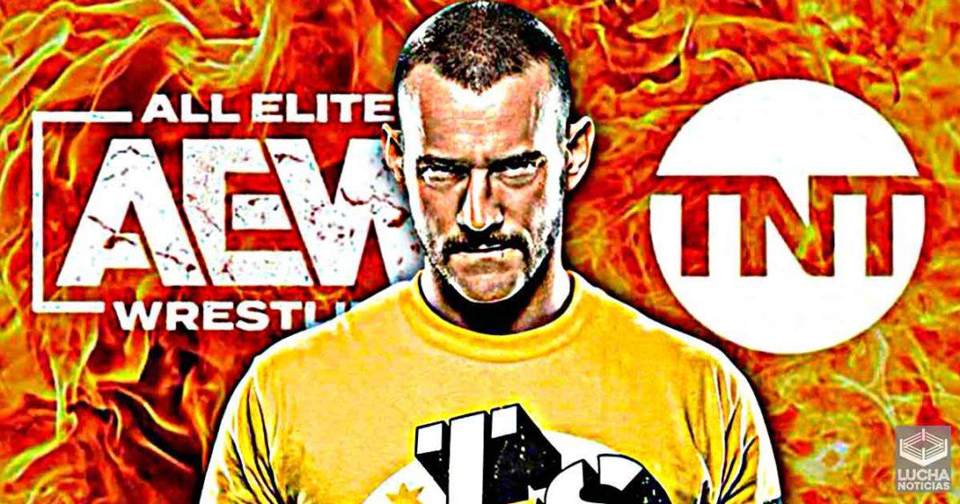 AEW tiene grandes planes para el debut de CM Punk