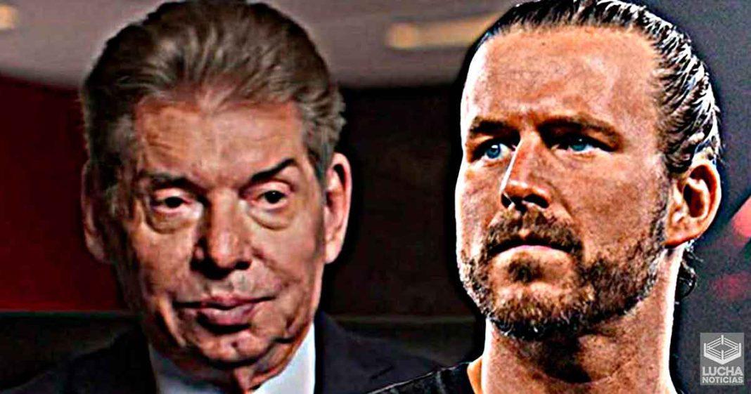 Adam Cole estará en SmackDown para una reunión con Vince McMahon
