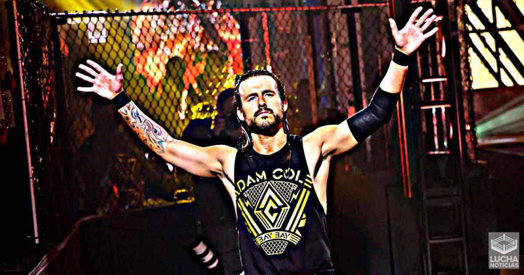Adam Cole fuera de NXT y de la WWE