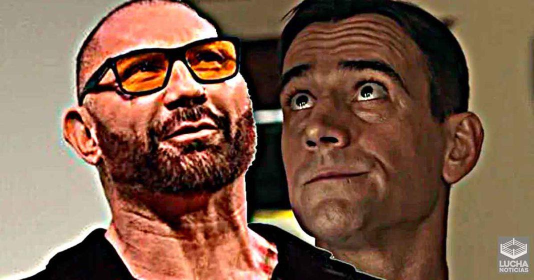 Batista dice que CM Punk puede ser mejor actor que luchador profesional