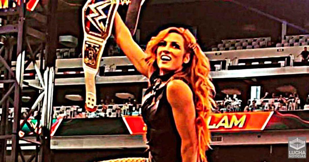Becky Lynch rompe el silencio trás su regreso a la WWE